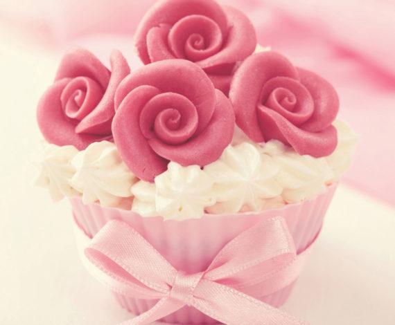 Fancy Ice Cream Cupcakes