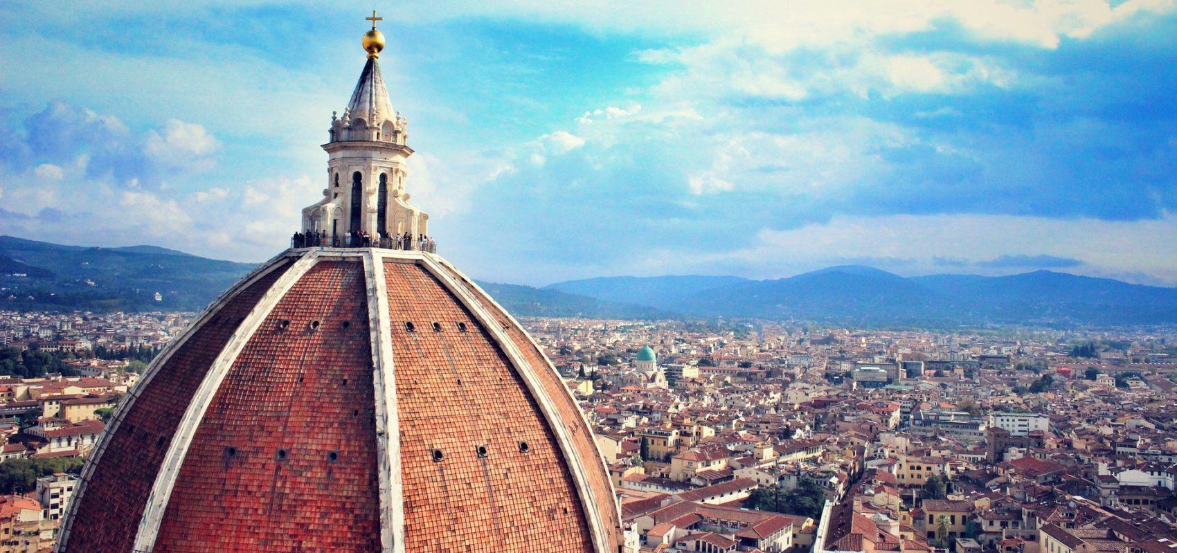 Goditi un vero gelato artigianale nel cuore di Firenze